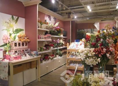 鮮花店經營