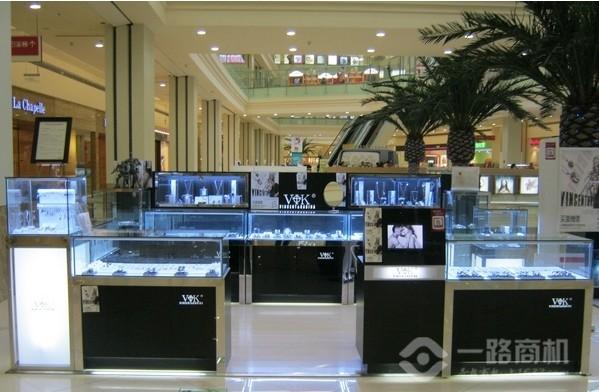 VK飾品加盟店