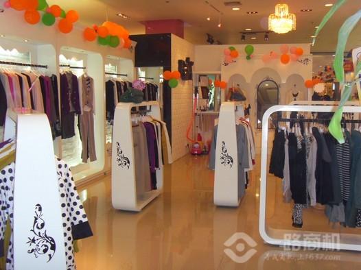 ECA女裝加盟店