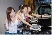 车八度宝贝洗车宣传
