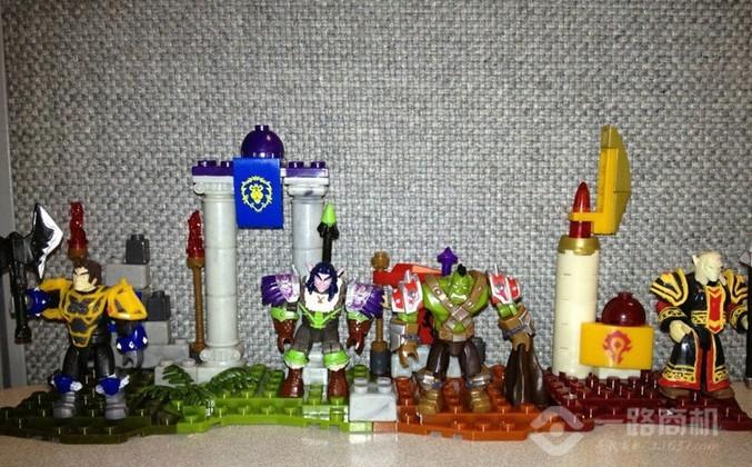 乐高玩具加盟