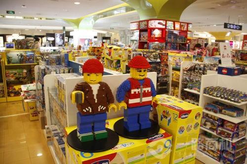 乐高玩具加盟店