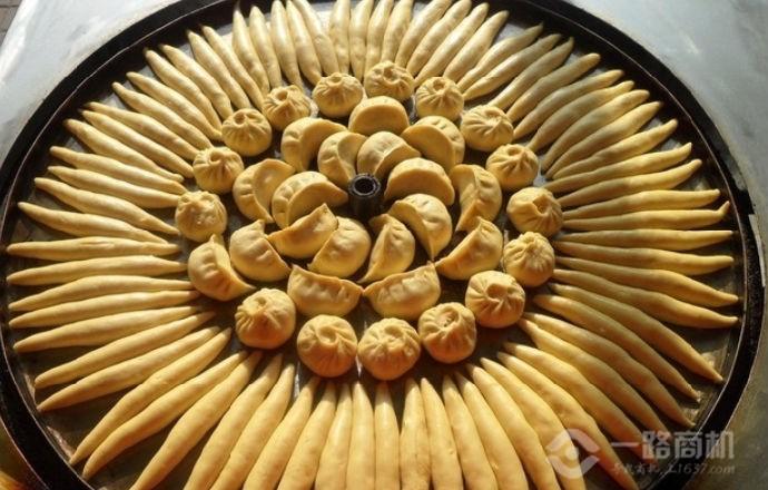 特色小吃加盟--鍋蒸饃小吃