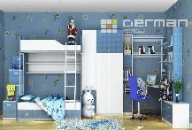 德尔曼整体家具
