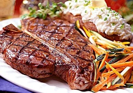 西式快餐--科斯塔牛排