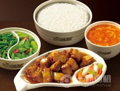 中式快餐加盟--包天下