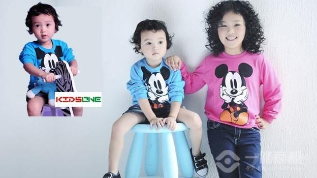 品牌童装加盟--孩子王童装