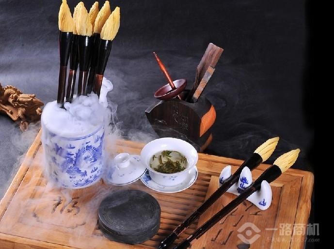 茶叶加盟--龙潭茶叶