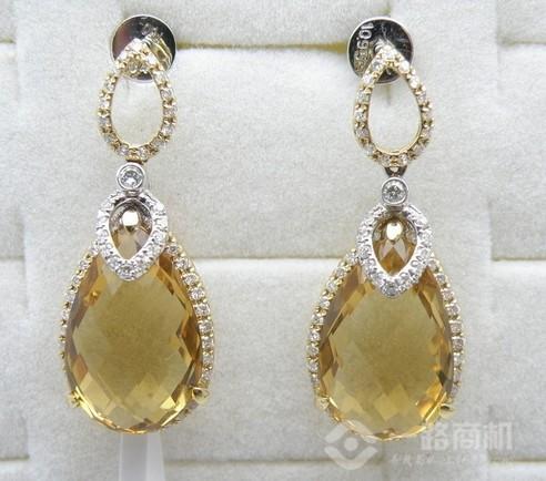 珠宝加盟--福坊珠宝