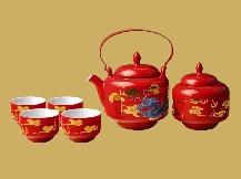 红官窑茶具