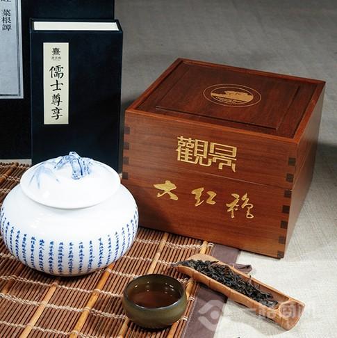 茶叶加盟--观景茶业