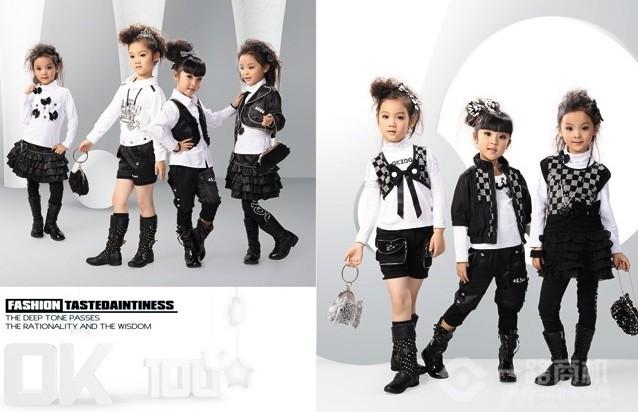 童装加盟--ok100童装