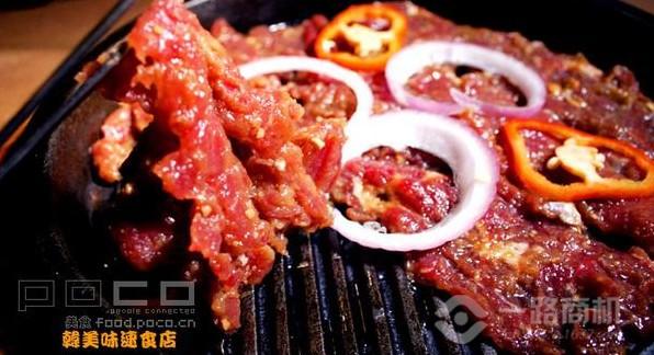 韩美味加盟