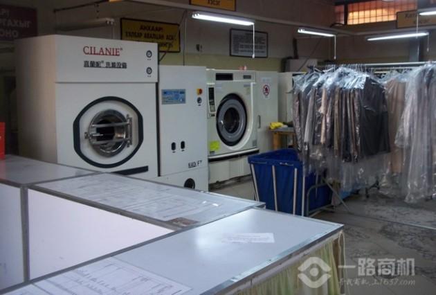 喜兰妮高端干洗设备