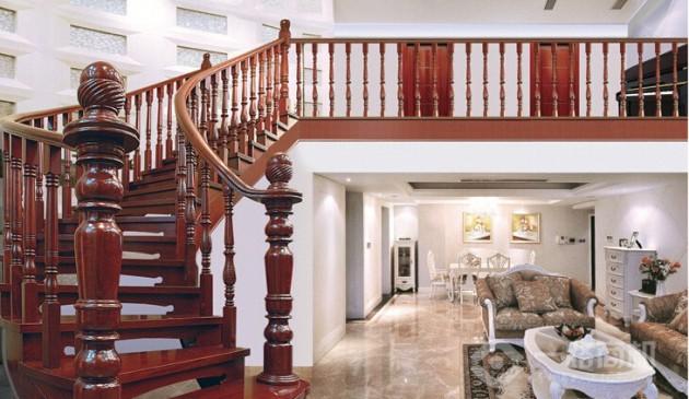 木缘尚品楼梯