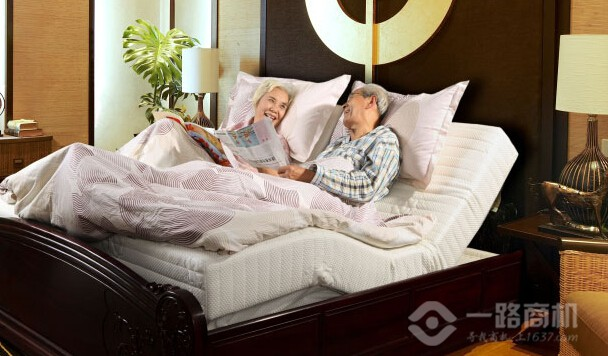 古洛奇智能床垫