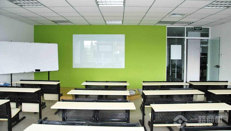 新东方教室环境