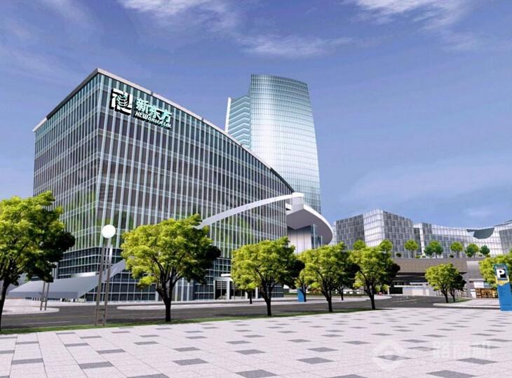 新东方北京总部