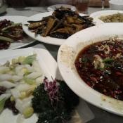 味道江湖加盟店菜品