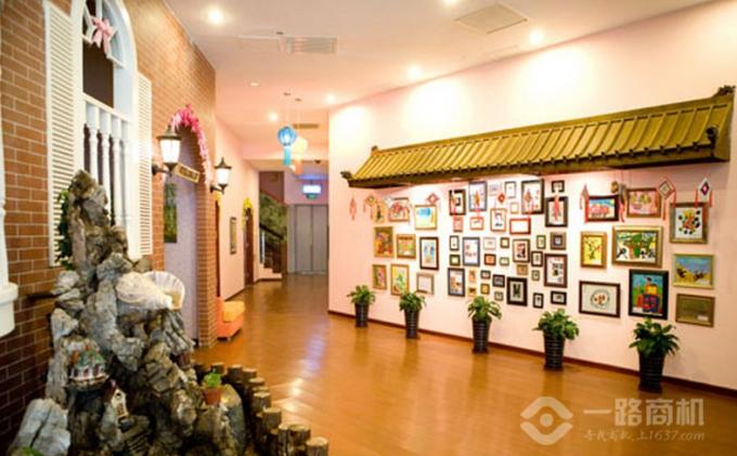 北京伊顿国际幼儿园澳门银河网站分校内景