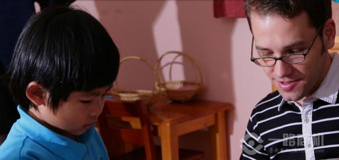 北京伊顿国际幼儿园外教课
