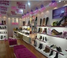 卓詩尼女鞋加盟店