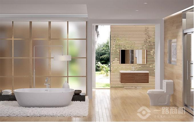 金牌卫浴系列产品