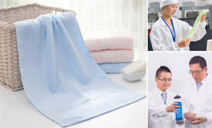 洁丽雅毛巾品质保证
