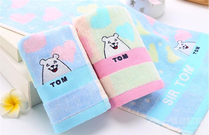 洁丽雅毛巾系列