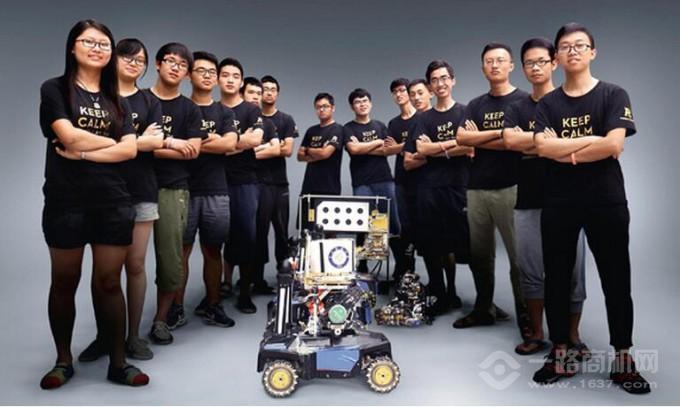 科睿机器人顶尖合作团队