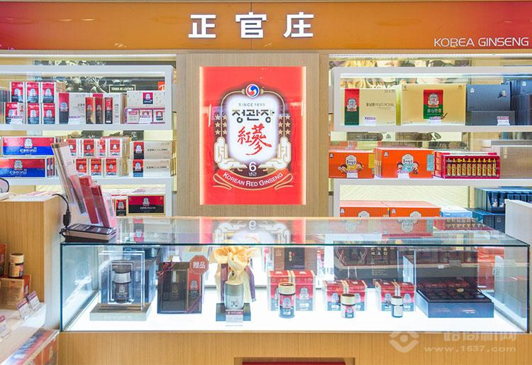 正官庄旗舰店