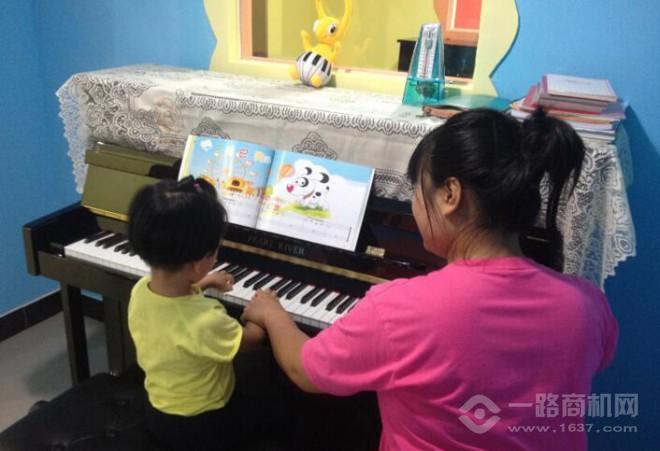 喬迪少兒鋼琴輔導培訓
