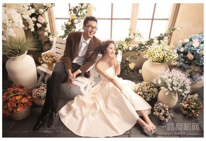金夫人婚纱摄影