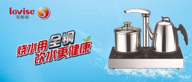 龙威信电热水壶