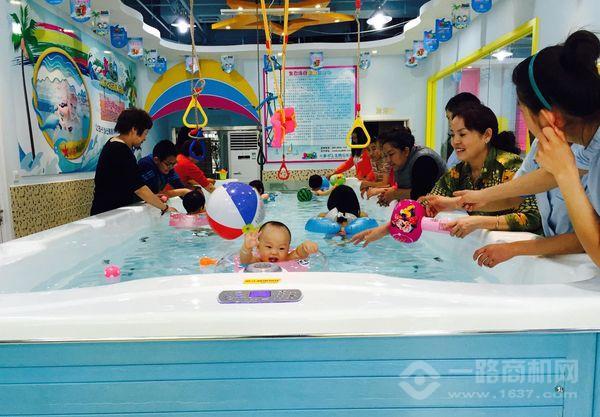 邻家儿女婴儿游泳馆