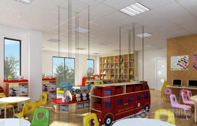 金宝国际幼儿园加盟