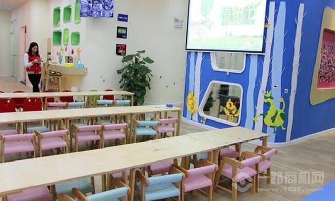 卡樂圖國際兒童藝術中心加盟