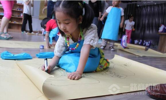 新海豚兒童美術館加盟