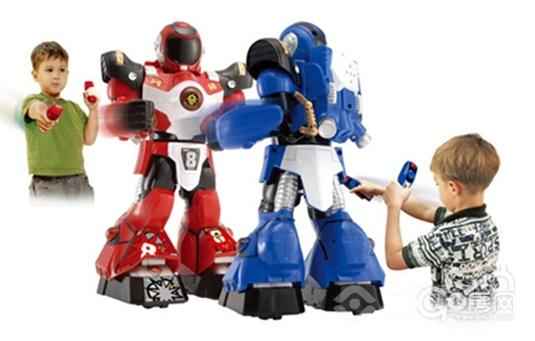 最爱机器人教育加盟