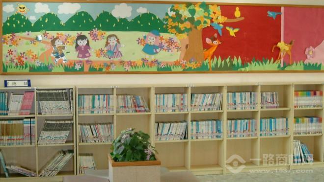 快乐书童绘本馆加盟