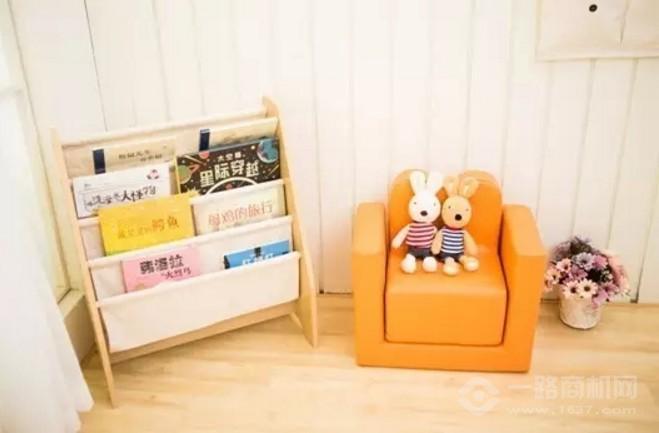 海豚兒童書店加盟