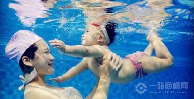 龙格亲子游泳加盟