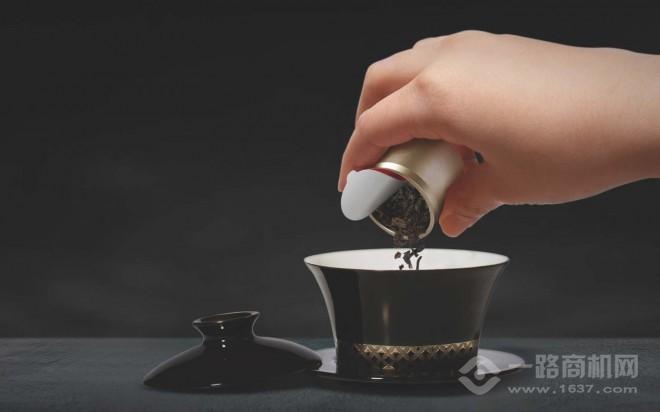小罐茶加盟