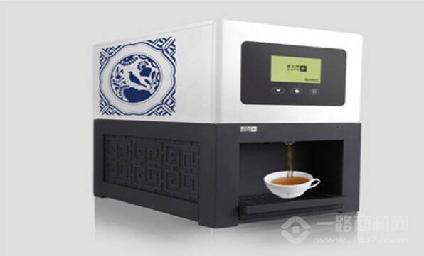品之易茶飲機