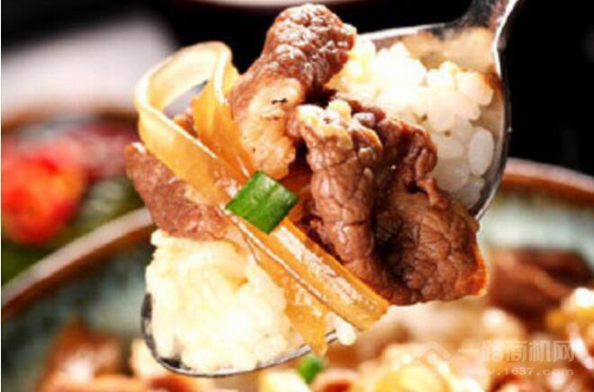 东东记台湾卤肉饭加盟