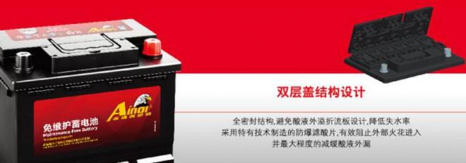阿诺德蓄电池产品外观及性能