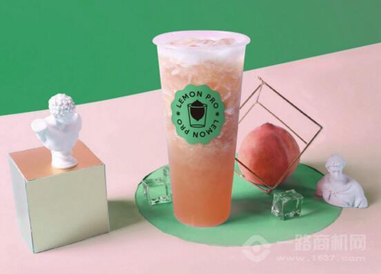 超级檬奶茶加盟