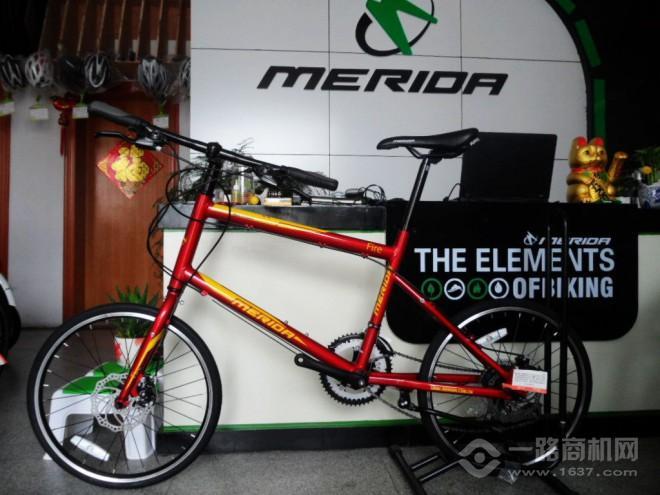 美利達自行車