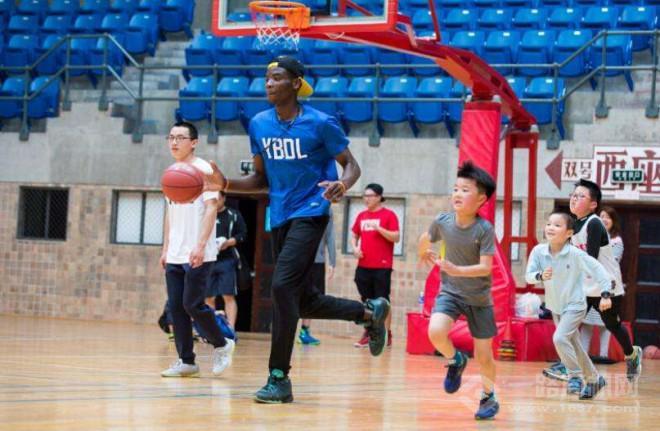 YBDL青少年篮球培训