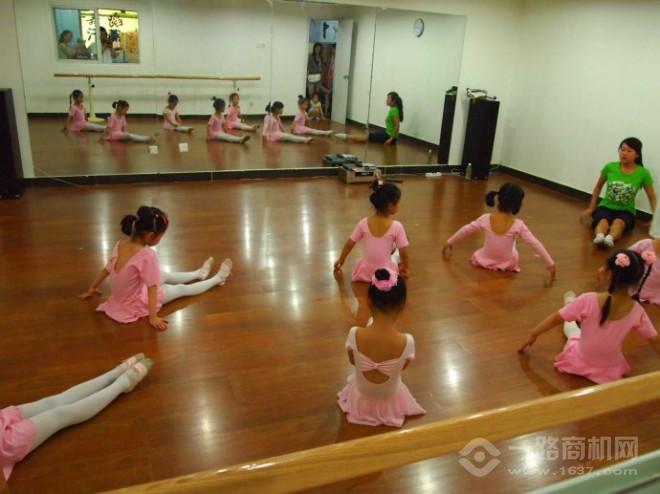 麗質舞蹈加盟